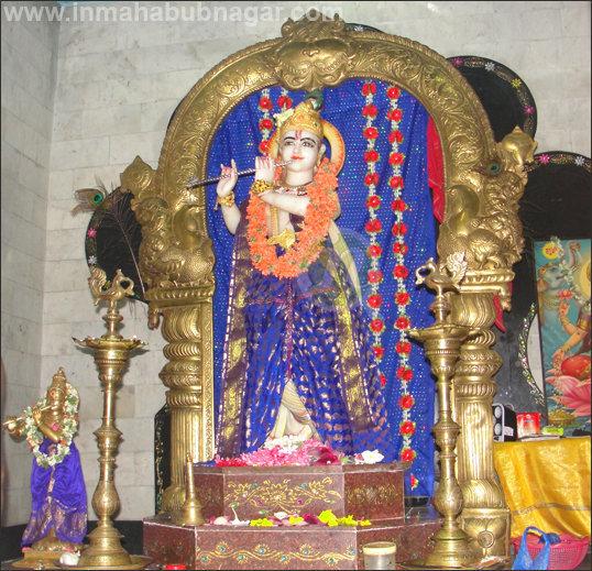 Daily updated mahabubnagar district for D murali krishna ias