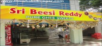 Sri Beesireddy Pure Ghee Sweets & Bakery, Mahabubnagar