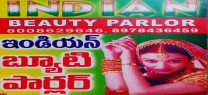 Indian Beauty Parlour, Mahabubnagar