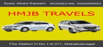 HMJB Travels, (Car Rental Services) Mahabubnagar